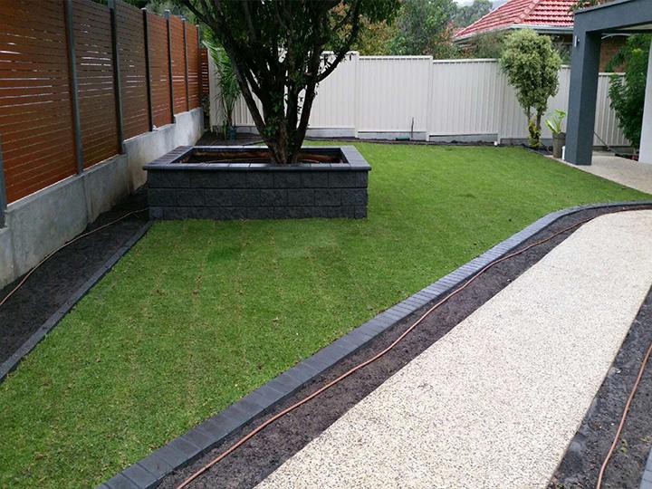 Instant lawn adelaide established instant lawn business for Affordable landscaping adelaide